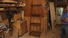 Build a Shelf: Ladder Shelf Plans
