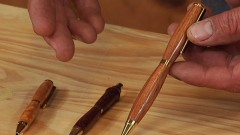 Wood Turning Projects: Pen