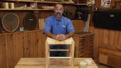 Rope Seat Stool