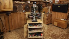 Shop Cabinent Benchtop