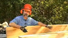 Cutting Lumber from Logs