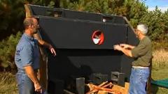 Solar Kiln Basics