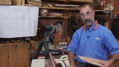 Making Rustic Furniture - The Basics (Lumberjack Videomerical)