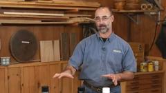 Making Rustic Furniture Tips (Lumberjack Videomercial)