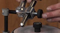 Sharpening Lathe Chisels