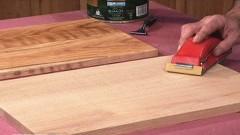 De-Whiskering Wood