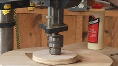 How to Use a Drill Press as a Clamp
