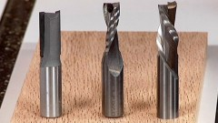 Spiral Router Bits