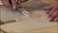 make a custom sanding block