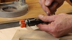 Using an Extension Collet