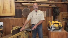 The Difference between Jointer & Planer / Jointer vs Planer