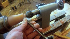 Shearing End Grain