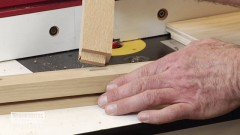 Router Table Videos: Cutting Tenons