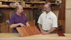 How Sanding Affects Your Stain Color