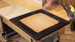 Framing a Table Top