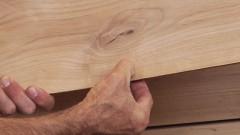 Build a Dresser: Working Characteristics of Alder