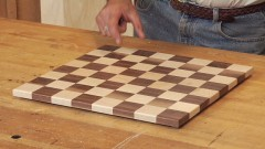 Woodworking Projects: How to Make a Chessboard