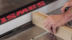 Double Blade Tenons on the Table Saw