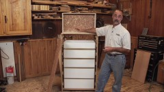 DIY Dresser: Cedar Liners