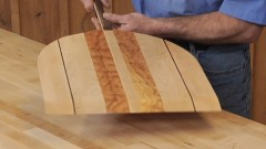 Woodworking Projects: Pizza Peel Project