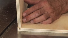 DIY Drawers: Lock Joint on a Dresser