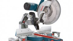 This is an image of a bosch miter saw