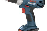 This is an image of a Bosch drill driver