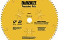 This is an image of a Dewalt saw blade