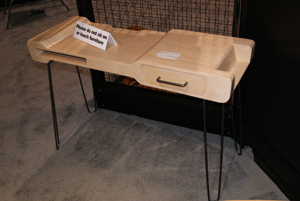 Student Projects at IWF 2012