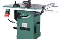 This is an image of a hybrid table saw