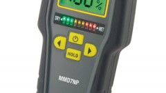 This is an image of a moisture meter