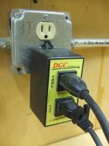 Using the i-Socket Automatic Vacuum Shutoff
