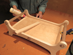 Building a Maple and Walnut Serving Tray