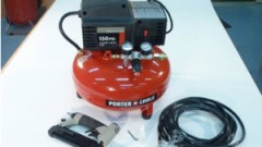 Porter Cable Pin Nailer & Pancake Compressor Combo product image