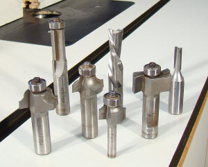 must-have router bit types