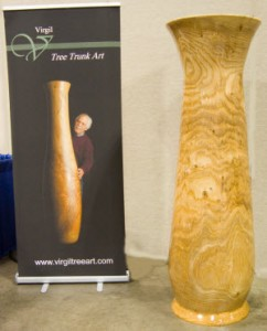 Take a Tour of 2011 American Association Of Woodturners Symposium
