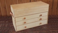 Woodworking Projects: Classic Tool Chest