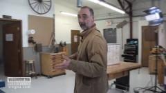 Woodworking woodshop tour
