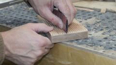 Custom Cavatelli/Gnocchi Pasta Making Paddle