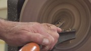 Using a Bowl Gouge: Bowl Interior