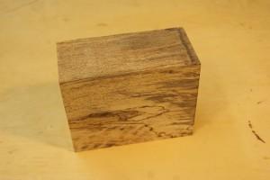 Bandsaw box material