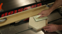 Pattern Cutting on Table Saw - Overview