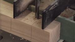 Benchtop Mortiser: Correct Cutting Technique