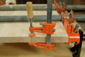 Gluing Up Panels - Aligning Panel Faces