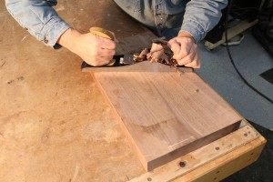 How to use a hand plane - nielson jack plane
