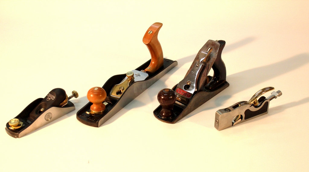 How to use a hand plane