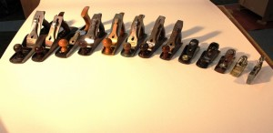 How to use a hand plane - plane collection