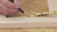 Accurate Measuring for Panels