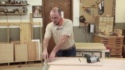 Score Plywood for Perfect Crosscuts