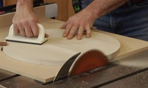 D1027U  Advanced Table Saw Techniques A